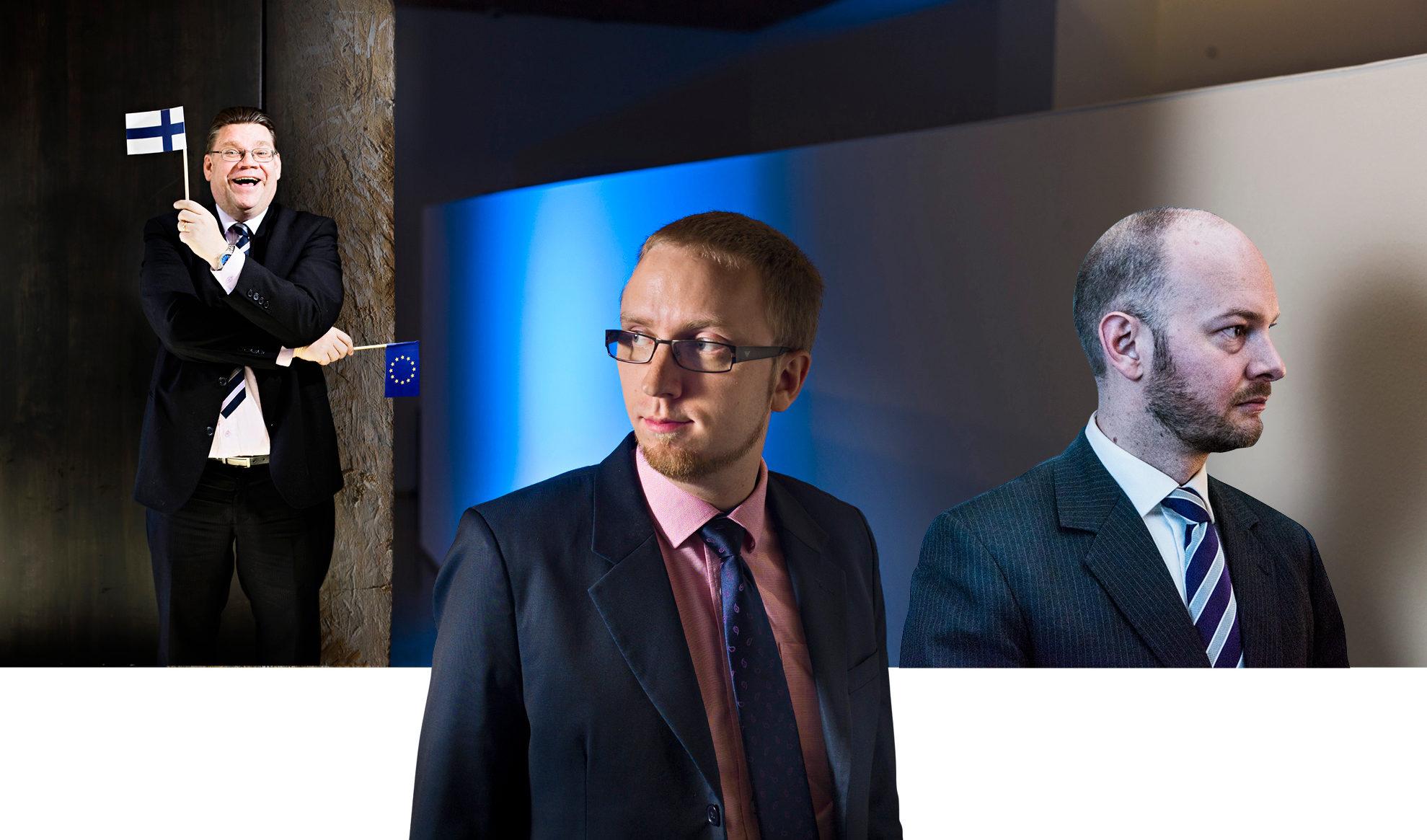 """Ministerikautensa jälkeen Timo Soini saanee """"hillotolpan"""" eli joko viran tai pestin kansainväliseen organisaatioon. Simon Elon poliittinen tulevaisuus voi siintää kokoomuksessa – Sampo Terhon keskustassa."""