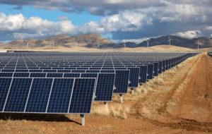 Sahara viheriöimään uusiutuvalla energialla