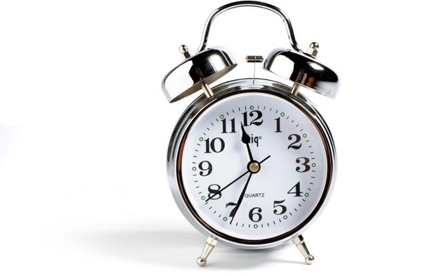 Kellojen siirtely