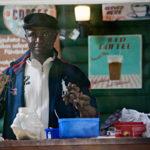 David Mbing on jo kerran valittu Naantalin positiivisimmaksi asukkaaksi.