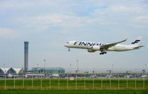 Finnairin lentopäästöt ovat merkittävät. Katso konetyyppien lukemat.