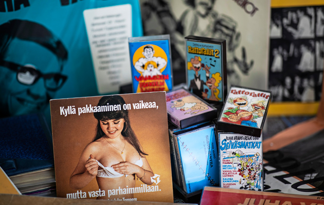 Juha Vainion levyttämiä lauluja