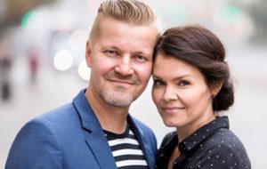 Pinja ja Pekka Rautio