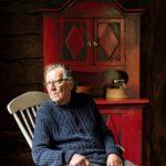 Näyttelijä Sulevi Peltolan kakkoskoti on yli 100-vuotias maatalo Orimattilassa.