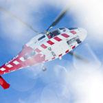 Aslak menetti oikeutensa lääkintälentoihin, kun tämä helikopteri myytiin pois helmikuussa 2017.