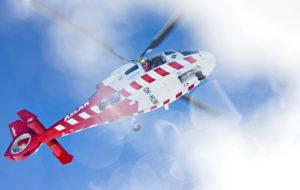 Aslak pelastushelikopteri