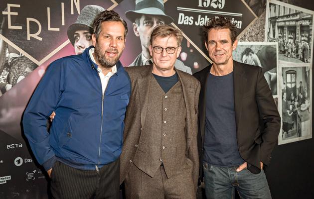 Achim von Borries, Henk Handloegten ja Tom Tykwer.