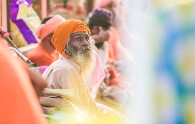 sadhu eli hindulainen askeetti