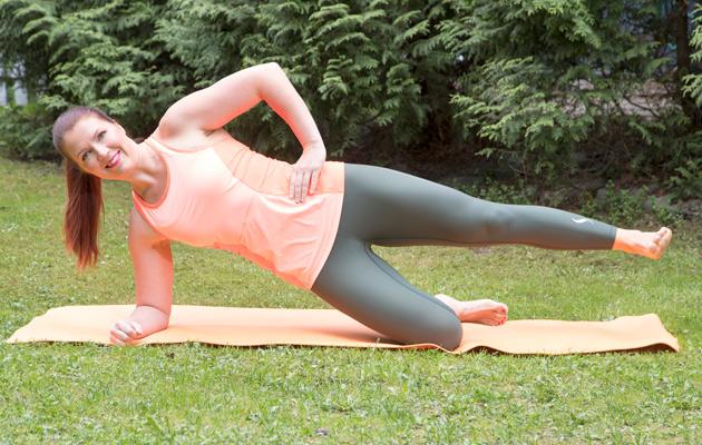 Lantion ja lonkan alueen heikot ja kireät lihakset voivat aiheuttaa kipua selkään, lonkkaan ja polveen.