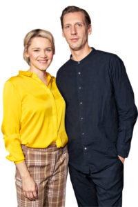 Pekka Strang ja Anna-Maija Tuokko