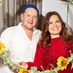 """""""Siskonpeti on tauolla. Yhtään en tiedä, tehdäänkö sitä vielä joskus lisää"""", näyttelijä Pirjo Heikkilä kertoi vierellään Onnelassa niin ikään näyttelevä Santtu Karvonen."""