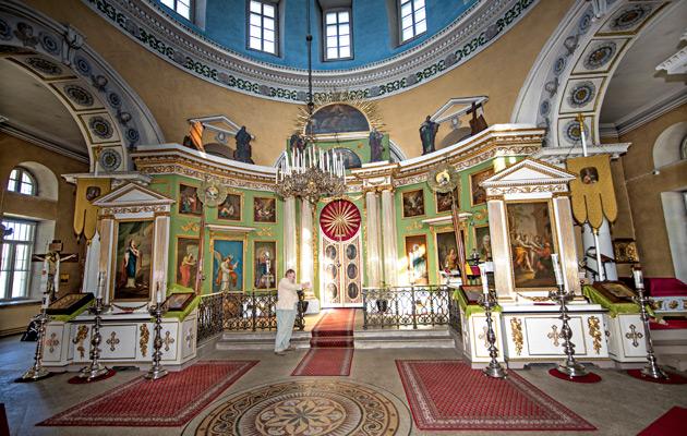 Kotkan Pyhän Nikolaoksen kirkko