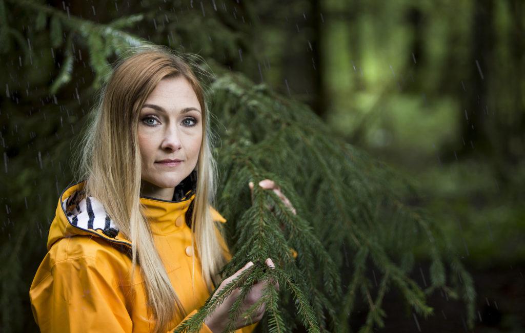 Teresa Välimäki vuonna 2015