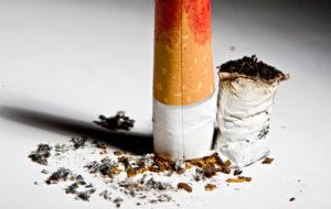 Tupakoinnin lopetus