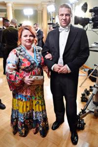 Kiti Kokkonen ja Olli Tikkanen