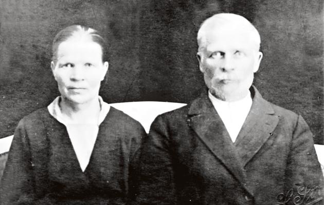 Antti ja Helena Paksu