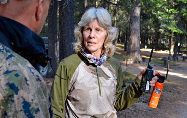 Susitutkija Diane Boyd