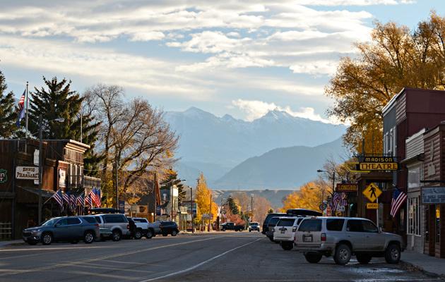 Montanan pikkukaupungit