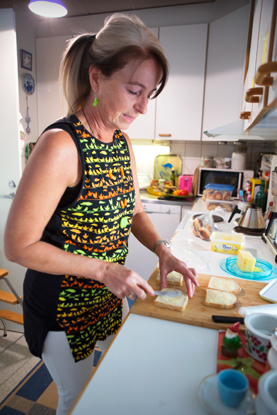 Perhehoitaja Margit Humberg