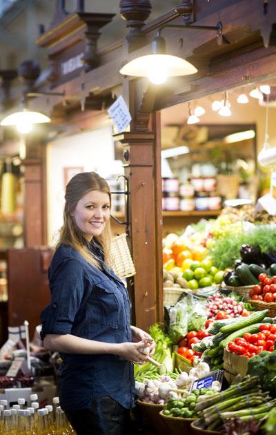 Pipsa Hurmerinta ryhtyy uuden ravintolan keittiöpäälliköksi.