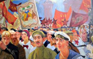 Venäjän vallankumous ja uusi taide