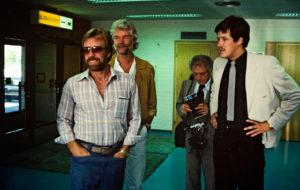 Chuck Norris ja Lars Backlund
