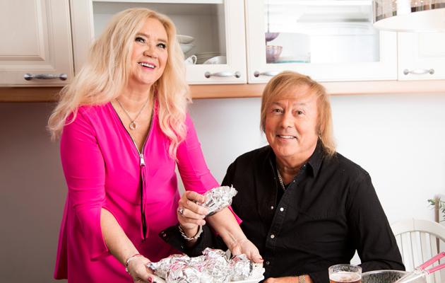 Leila Salmelainen ja Danny
