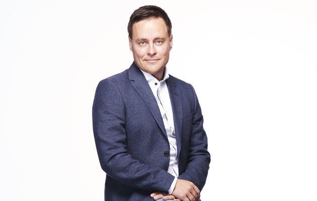 Seuran, Kotilääkärin ja Vivan päätoimittaja Erkki Meriluoto