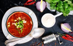 Neuvostoliitossa tehtiin aikanaan paljon keittoja.