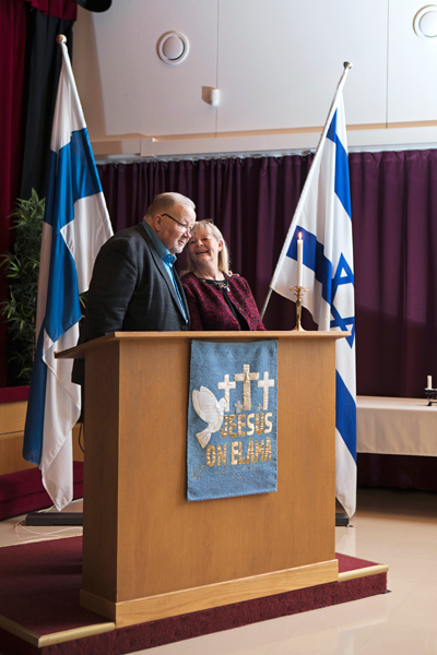 Heikki ja Riitta Talo