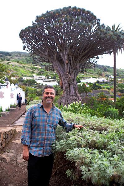 Biologi Gustavo Sanchez Romero