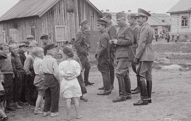Siirtoleiri 1942