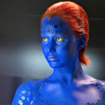 Jennifer Lawrence näyttelee Mystikkoa.