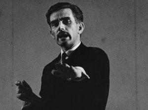 """Hypnotisoija Olavi Hakasalo """"Olliver Hawk"""" Joensuussa 1962"""