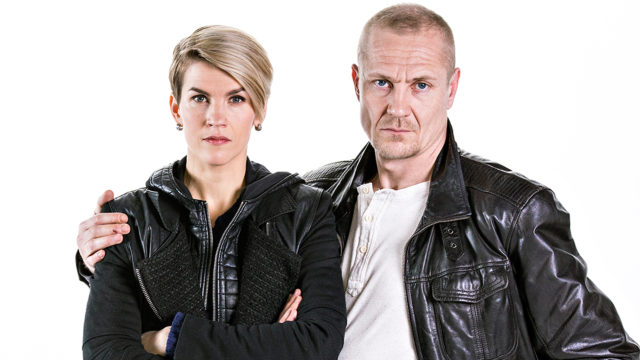 Turkka Mastomäki ja Maria Ylipää