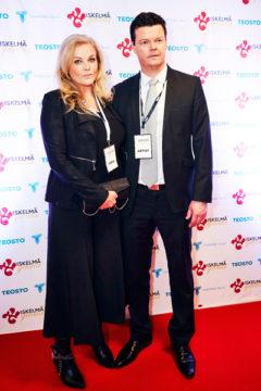 Karri Kivi ja Anna-Maria Eriksson.