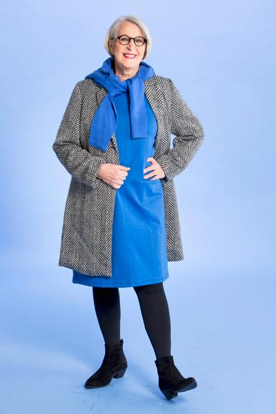 Anneli Halme, tyyli 6: Ryhtiä takilla