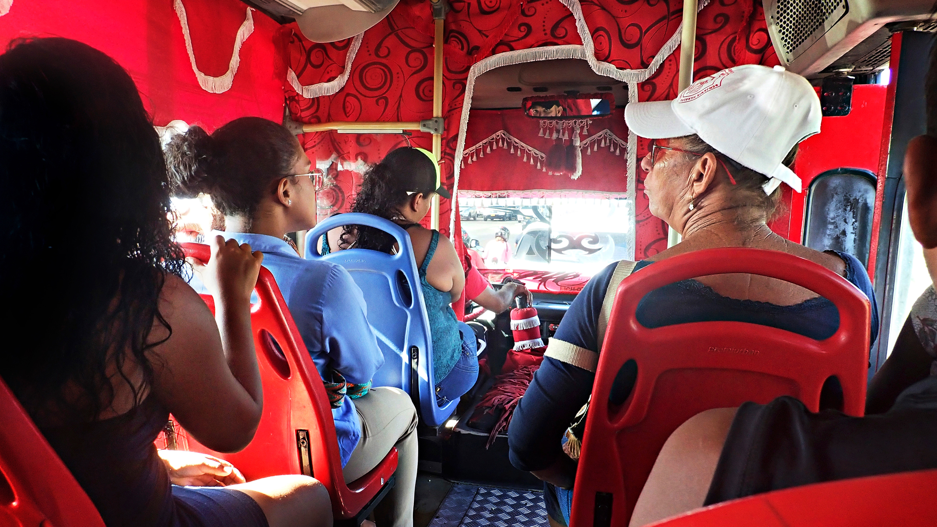 Salsa bussissa