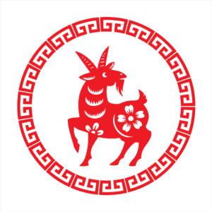 Kiinalainen horoskooppi: vuohi.