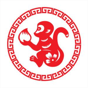 Kiinalainen horoskooppi: apina.