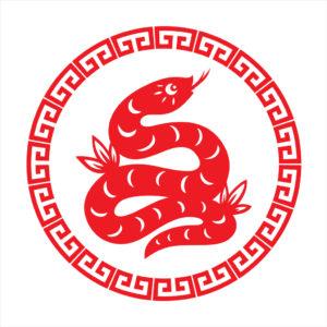 Kiinalainen horoskooppi: käärme.