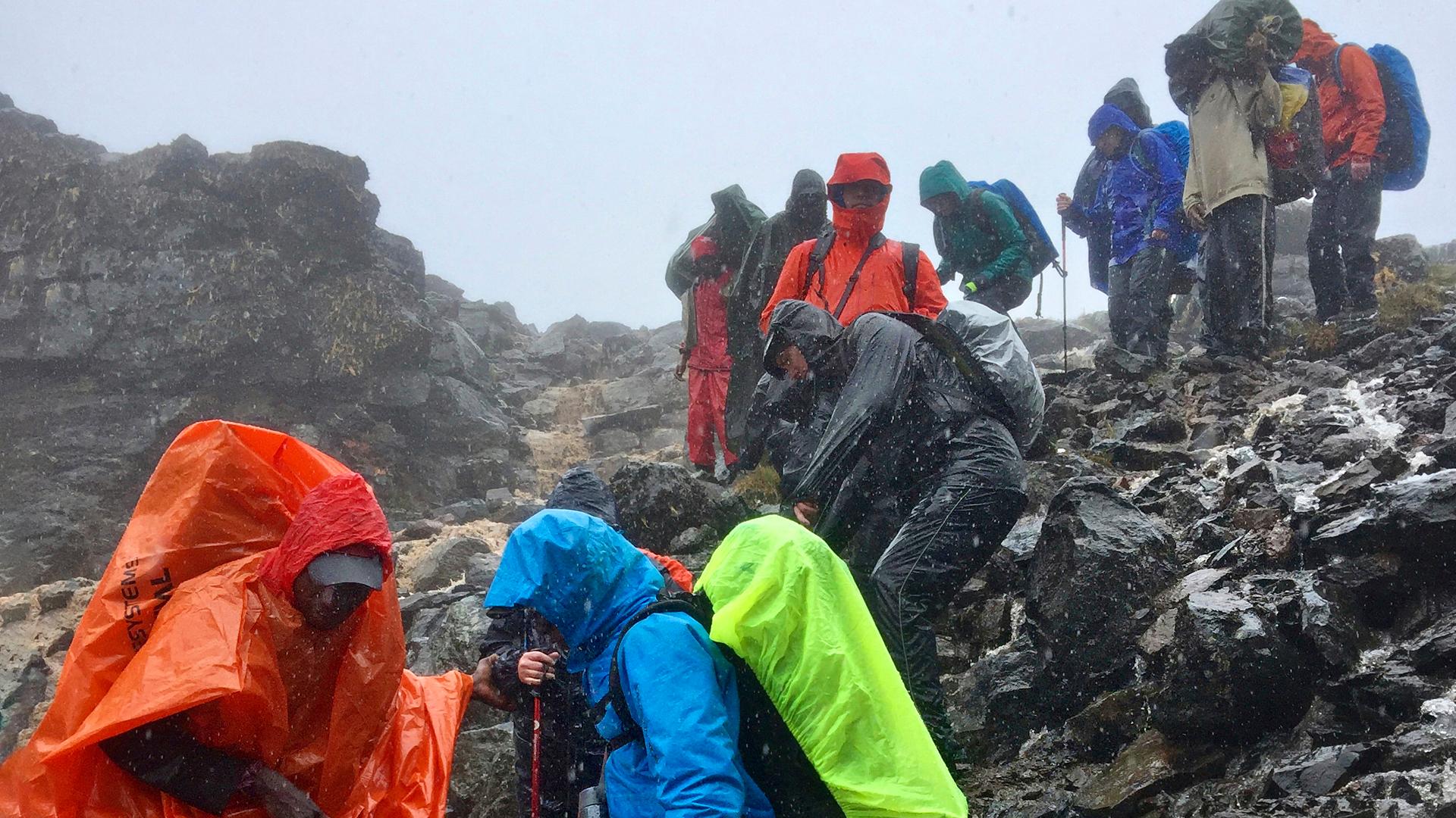 Jari Järvelä ja Kilimanjaro