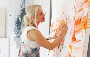 Maiju Tirrin ateljee