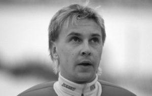 Mäkihyppääjä Matti Nykänen Lahden MM-kisoissa vuonna 1989.