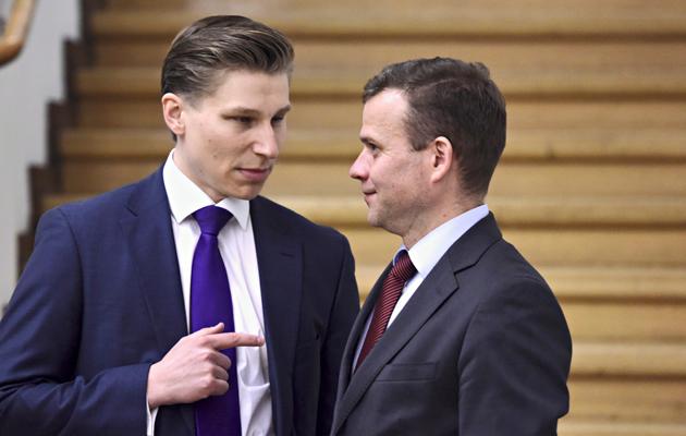 Antti Häkkinen, Petteri Orpo