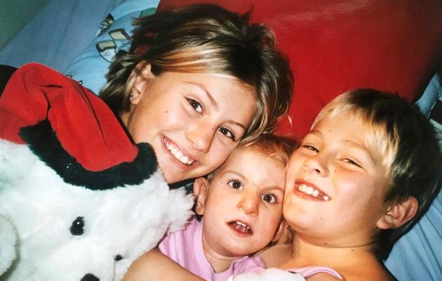 Sofia, Amanda, Alex