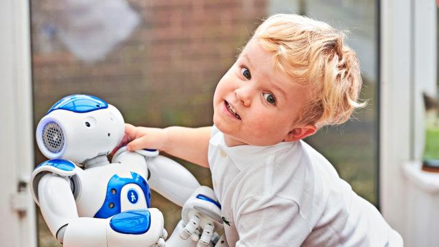Robotit elämässämme