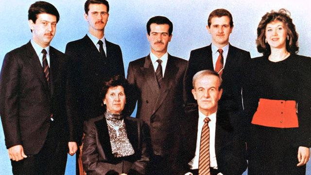 Syyrian vaarallinen dynastia