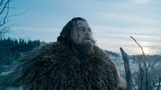 Leonardo Di Caprio elokuvassaThe Revenant.