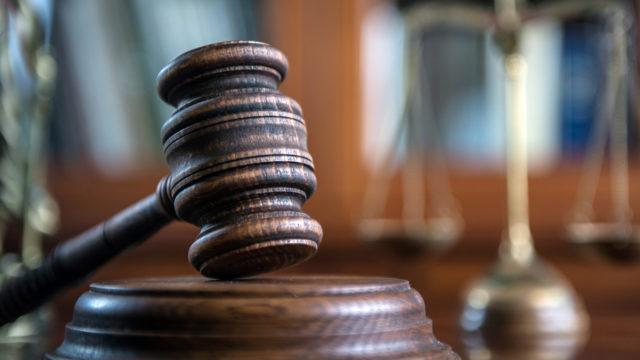 Oikeuskäsittely